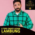 5 Tips Obati Asam Lambung